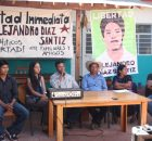 De: Radio Zapatista San Cristóbal de Las Casas, 14 de diciembre. Familiares, ex presxs, amigxs y compañerxs de Alejandro Díaz Sántiz denunciaron en conferencia de...