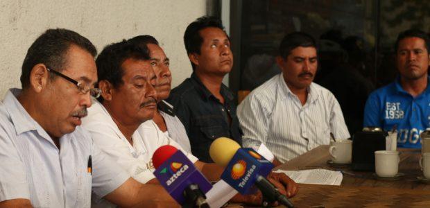 BOLETÍN DE PRENSA  Tuxtla Gutiérrez, Chiapas a 09 de Diciembre del 2015. Pobladores del municipio de Escuintla, Chiapas denunciamos la falta de resolución...