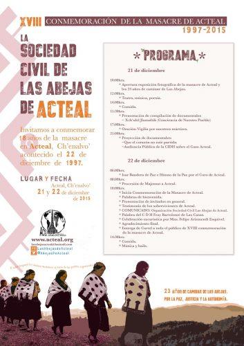 PROGRAMA ACTEAL-XVIIIconmemo