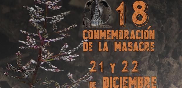 """""""La Memoria es un acto de Justicia"""" Organización de la Sociedad Civil Las Abejas de Acteal. Por la Memoria, por el No-Olvido, por la Justicia..."""