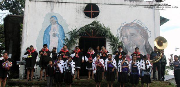 Organización de la Sociedad Civil Las Abejas Tierra Sagrada de los Mártires de Acteal Acteal, Ch'enalvó, Chiapas, México. 22 de enero de 2016  ...
