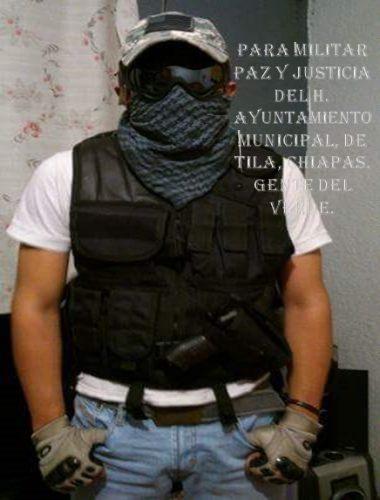 paramilitar tila