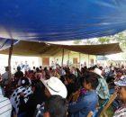 Primer pronunciamiento Decidimos recuperar la tierra. San Isidro Los Laureles, municipio de Venustiano Carranza, Chiapas. A las organizaciones autónomas de México A las organizaciones nacionales...