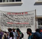 """Tila Chiapas. 20 de diciembre. """"Por la mañana el comandante de la policía municipal le disparó e hirió gravente en el estomago a un compañero..."""