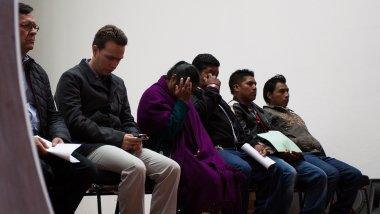 Video Cortesía K'uxaelan Nota de Radio Zapatista Ve también: Palabras de José López Cruz, padre de las víctimas Ricardo López Hernández y José Leonardo López...