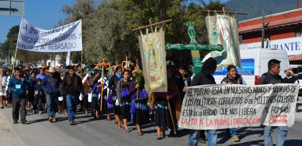 AUDIO: Descarga  CARTA AL PAPA FRANCISCO 30 de noviembre de 2015 San Cristobal De Las Casas, Chiapas, México. Hermano Papa Francisco: Te saludamos, dando...