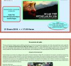 INVITACIÓN A LA PRESENTACIÓN DEL DOCUMENTAL: MI LAK TYÉÑ KOTYAÑ LAK ÑA' LUM (Juntos defenderemos nuestra madre tierra) PRESENTACIÓN Y DISCUSIÓN A CARGO DE: EJIDO...