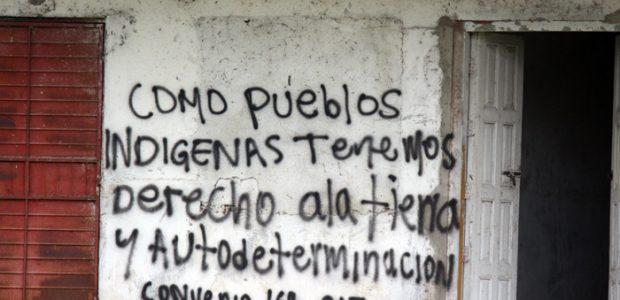 San Isidro Los Laureles, municipio de Venustiano Carranza, Chiapas, México. Adherentes a la Sexta Declaracion de la Selva Lacandona, Semilla Digna. 16 de enero de2016...