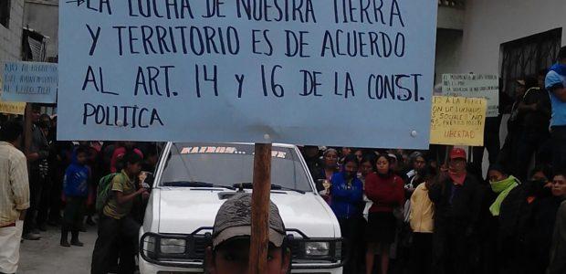 Ejido Tila Chiapas México a 08 de febrero del 2016 PRONUNCIAMIENTO MARCHA EJIDO TILA A los medios de comunicación nacional e internacional no gubernamentales Al...