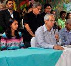 Conferencia de prensa Irregularidades en el proceso de retención de Gustavo Castro en Honduras Tegucigalpa, Honduras, el10 de marzo de 2016 Nuevamente agradecemos las muestras...