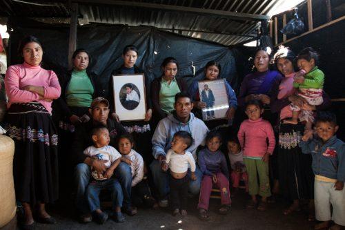 A cuatro años y cinco meses del desplazamiento forzado de familias de Banavil