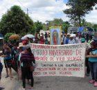Pronunciamiento de la Peregrinación en defensa de la Madre Tierra, leído el día 06 de abril a su llegada a Ocosingo, Chiapas. A casi 10...