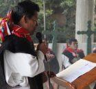 Organización de la sociedad civil de las abejas de Acteal Tierra sagrada de los mártires de Acteal Municipio de Chenalhó, Chiapas, México. 01 de julio...