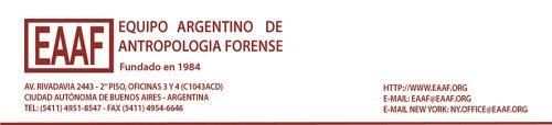 Equipo Argentino de Antropología Forense