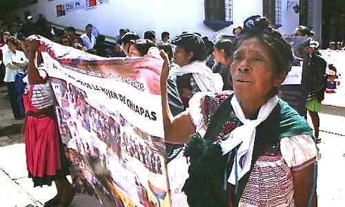 La Grandeza, municipio de Amatenango del Valle A 25 de abril 2016 El colectivo de mujeres de la comunidad de La Grandeza, exigimos la inmediata...