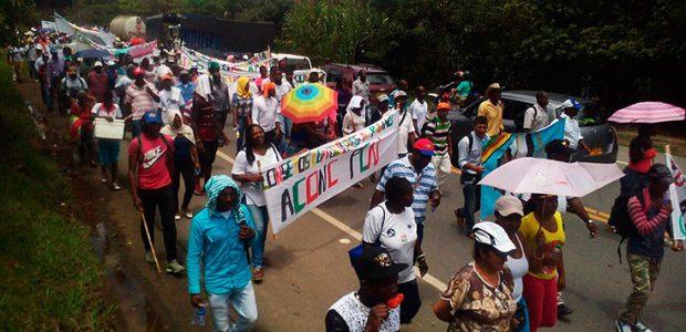 El Equipo de Derechos Humanos del Proceso de Comunidades Negras en Colombia PCN, la Asociación de Consejos Comunitarios del Norte del Cauca ACONC y el...