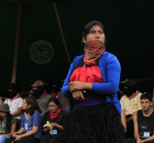 El arte de la organización para hacer posible el arte de la solidaridad. Koman Ilel. San Cristóbal de Las Casas, Chiapas. 30 de julio 2016....