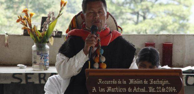Organización sociedad civil las abejas de Acteal, Tierra sagrada de los mártires de Acteal, Municipio de Chenalhó, Chiapas, México. A 22 de julio del 2016....