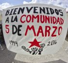 ALERTA EN LA COMUNIDAD CINCO DE MARZO ADHERENTE A LA SEXTA EN SAN CRISTÓBAL DE LAS CASAS, CHIAPAS 23 de agosto de 2016 Hermanas, hermanos...