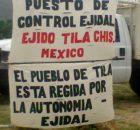 Por: Colectivo Radio Zapatista, JäG El Ejido ch'ol de Tila, en la Zona Norte de Chiapas, denunció la entrada de camionetas militares de la Marina....