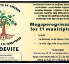 Once municipios de los pueblos tseltal, tsotsil y ch´ol del norte y selva de Chiapas, peregrinarán a partir del día 15 de noviembre desde la...