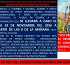 Pueblo Creyente de San Juan Bautista de El Bosque, Diocesis de San Cristóbal de Las Casas. Convoca a hombres y mujeres, jóvenes y niños; hermanos...
