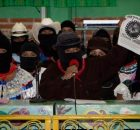 Audio y foto:RZ Al pueblo Mapuche: Al Pueblo Chileno: A la Sexta Internacional: A los medios de comunicación: Los pueblos, naciones y tribus que somos...