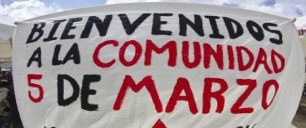 Compañeras y compañeros: ELCOR, Chiapas, nos envía la siguiente invitación. 23 aniversario de la RECUPERACION Y FUNDACION (1994-2017) de la Comunidad Cinco de Marzo. Comunidad...