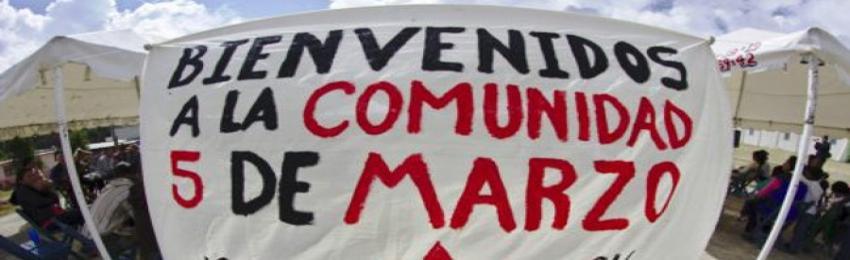 Comunidad 5 de marzo