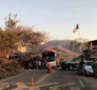 México. Pozol. 5 de febrero. En horas de la madrugada de hoy fueron secuestrados 5 integrantes de la policía comunitaria de San Pedro Naranjestil, Michoacán....