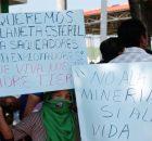"""Foto: Marie-Pia Rieublanc El Comité para la Promoción y Defensa de la Vida """"Samuel Ruiz García"""" denuncia amenaza de muerte en contra de un grupo..."""