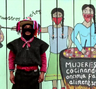 Videoclip realizado en el Caracol I de La Realidad. Grupo Musical zapatista Los Originales de San Andrés del Caracol II de Oventik. Corridos Revolucionarios.