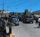 A los medios de comunicación A los medios libres  El día 24 de febrerola policía Michoacán en conjunto con policías federales y elementos vestidos...