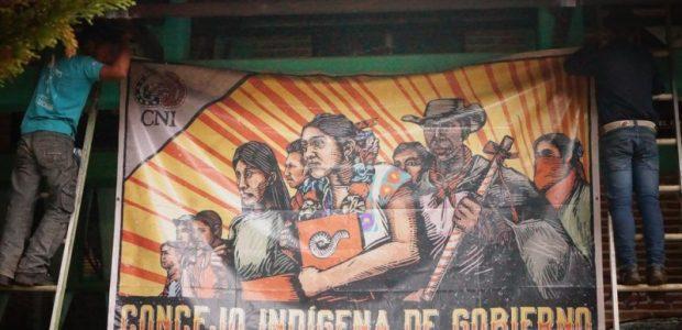 @radiozapatista No se trata de tomar el poder, sino de organizarnos juntos, con todos ustedes, para cambiar el país. No se trata de una campaña...
