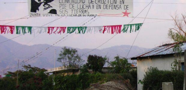 Cruztón, Chiapas, 01 de junio de 2017 A la junta del buen govierno de oventic Al congreso nacional indigena Al consejo indígena de gobierno A...