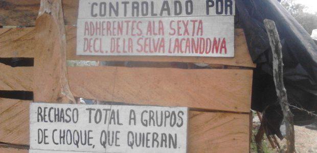San Francisco municipio de Teopisca Chiapas México. 5 de junio de 2017 A los medios libres A las Juntas de Buen Gobierno A los defensores...