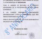A los pueblos originarios, comunidades, organizaciones y compañer@s solidari@s: como saben, el 29 de junio de 2009 la comunidad indígena de Santa María Ostula,...