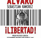 """Álvaro Sebastián Ramírez: """"La libertad no existe aun estando afuera de la cárcel"""" A l@s comapñer@s del Ejército Zapatista de Liberación Nacional A l@s compañer@s..."""