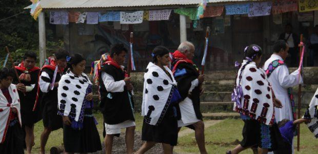 Organización Sociedad Civil Las Abejas de Acteal Tierra Sagrada de los Mártires de Acteal Municipio de Chenalhó, Chiapas, México. 22 de septiembre del 2017....