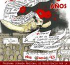 San Cristobal de Las Casas, Chiapas, se suma a la jornada nacional por la aparición de los 43 normalistas de Ayotzinapa y la exigencia de...