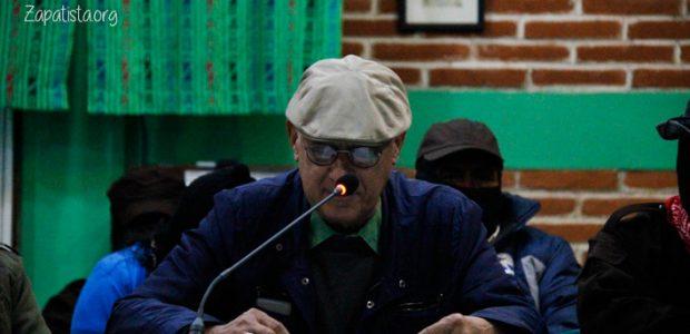 En entrevista para Radio Zapatista, Gilberto López y Rivas comparte su opinión acerca de la iniciativa ya en curso del Congreso Nacional Indígena y del...