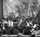 """el tiempo de los pueblos – Inicia la gira del Concejo Indígena de Gobierno en Chiapas   """"Ya no es tiempo de dejarnos, ya..."""
