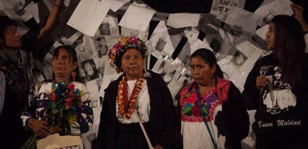 Palabra de Marichuy en Ciudad Universitaria de la UNAM Hermanos y hermanas de esta ciudad de México. Hermanos y hermanas de la Comunidad Universitaria en...