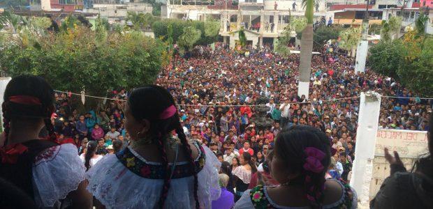 Para el Congreso Nacional Indígena y el Concejo Indígena de Gobierno Al pueblo chol del ejido Tila. Al pueblo de México A los pueblos del...