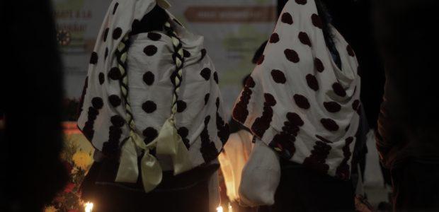 Organización Sociedad Civil Las Abejas de Acteal Tierra Sagrada de los Mártires de Acteal Municipio de Chenalhó, Chiapas, México. 8 de enero del 2018. Al...