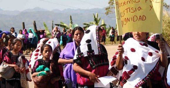 Concejo Indígena de Gobierno Chiapas: Región Altos-Centro tsotsil-tseltal, a 07 de enero del 2018 Al Congreso Nacional Indígena Al Concejo indígena de Gobierno Al Ejercito...
