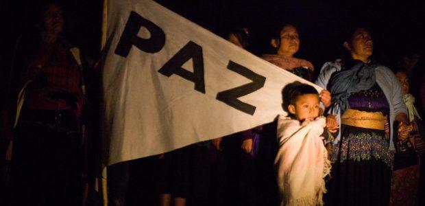 Organización Sociedad Civil Las Abejas de Acteal Tierra Sagrada de los Mártires de Acteal Municipio de Chenalhó, Chiapas, México.  10 de enero del 2018....