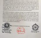 Ejido Tila, Chiapas, México a 17 de febrero de 2018 A los familiares de nuestra compañera Eloísa Castro Vega Las y los ejidatarios de ejido...