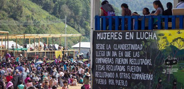 Por Radio Zapatista, Subversiones y La Tinta Crónica y reflexiones tras el Primer Encuentro Internacional, Político, Artístico, Deportivo y Cultural de Mujeres que luchan […]...