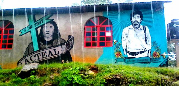 Organización Sociedad Civil Las Abejas de Acteal  Tierra Sagrada de los Mártires de Acteal  Municipio de Chenalhó, Chiapas, México.  22 de junio...